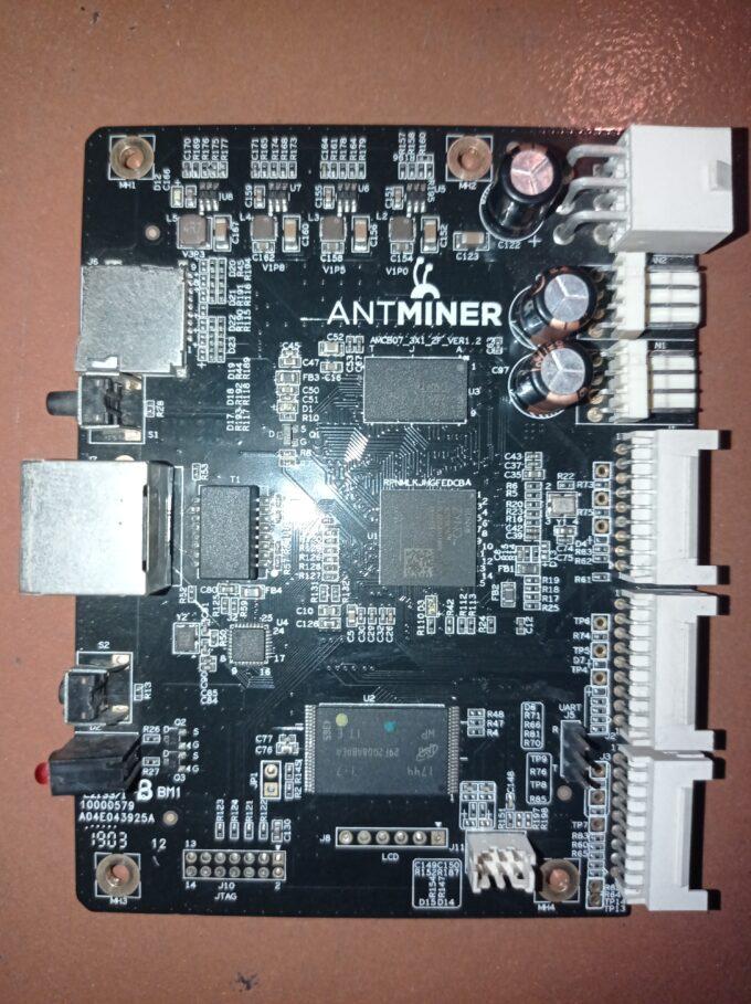 S11 Control Board