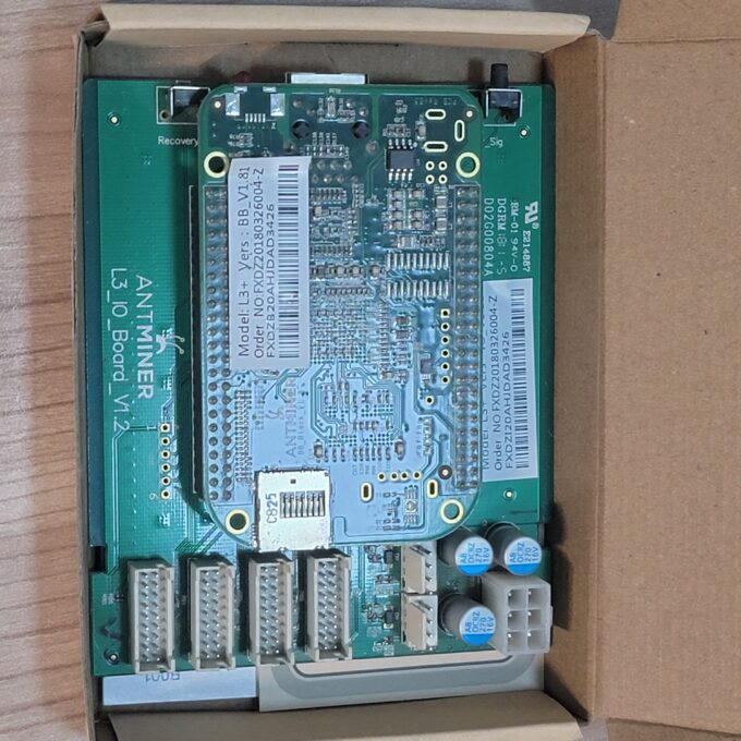 Control Board for Antminer L3